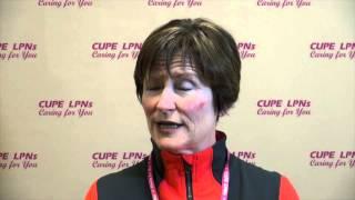 Licensed Practical Nurses talk about delivering patient care: Jeanne