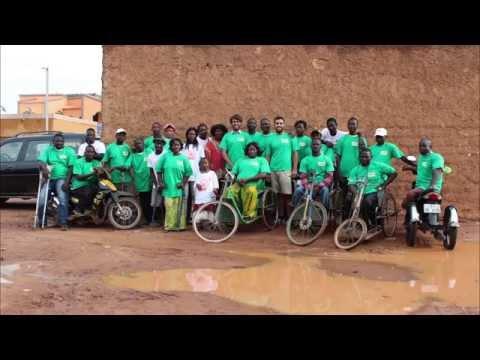 Centro di formazione ASH, Louksi (Ouagadougou), Burkina Faso