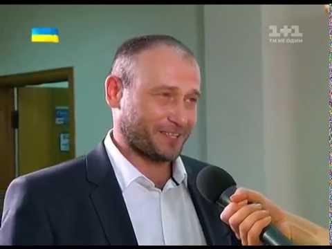 Дмитро Ярош новий