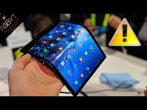FOLDABLE Smartphones NEED To STOP! | Royole Flexpai ( CES 2019 )