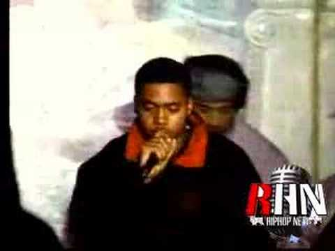 NaS - It Ain't Hard To Tell (complete with lyrics) - YouTube