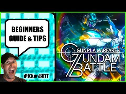 GUNDAM BATTLE: Gunpla Warfare Guide & Tips