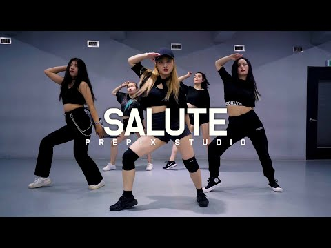 Little Mix - Salute | NARIA choreography | Prepix Dance Stud