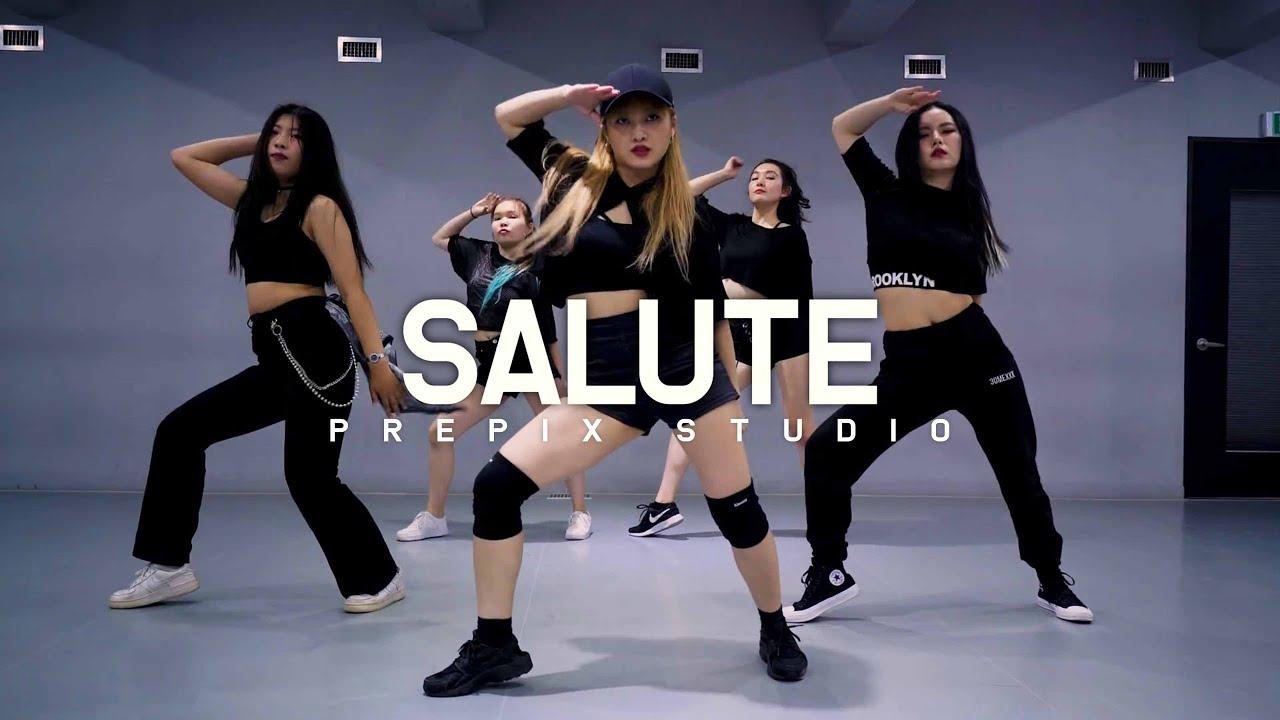 Little Mix - Salute | NARIA choreography | Prepix Dance Studio