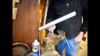 Metal Fishing Rod Holder For Crestliner Boats