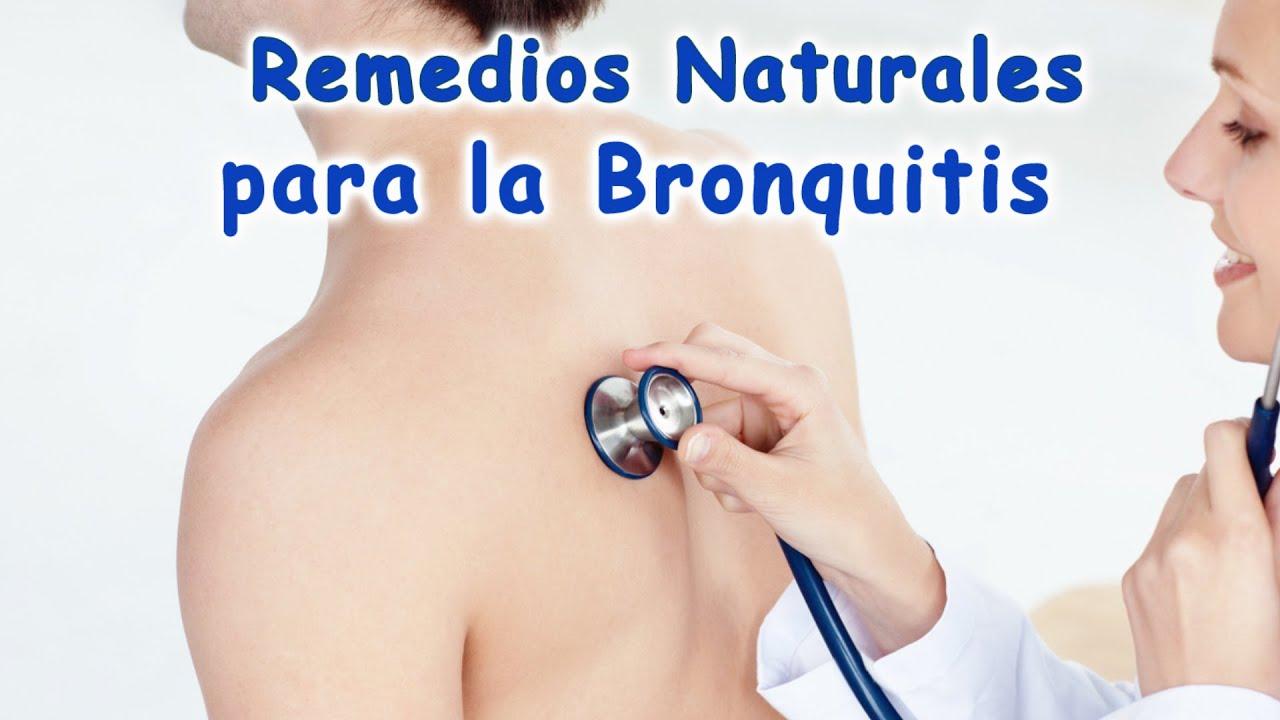 94 Bronquitis Remedios Caseros Remedios Naturales