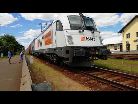 "Siemens 21677 - AWT ""183 719"" REYSAS Intermodal"