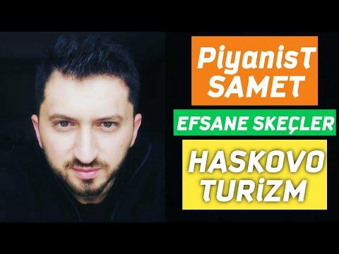 HASKOVO TURİZM - Piyanist Samet Komedi Skeci - Radyoboyko Komik Skeç - Komik Şaka