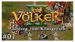 Das erste Dorf | #1 | Let's Play Die Völker 2 |  [HD] | Oldie but Goldie | Deutsch Cigar0