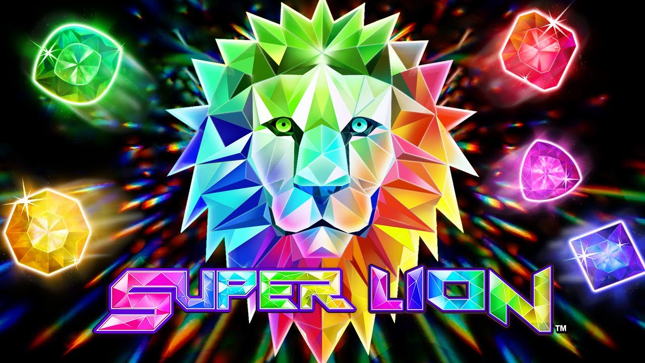 Super Lion Video Slot By Skywind Group Youtube