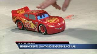 Sphero reveals the Ultimate Lightning McQueen robot