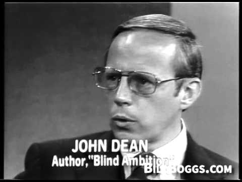 Watergate John Dean Full Interview with Bill Boggs