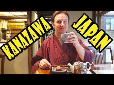 Kanazawa Japan Travel Guide