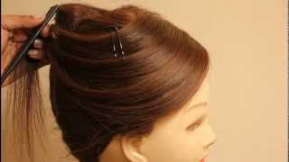 French Knot Hairstyles by estherkinder