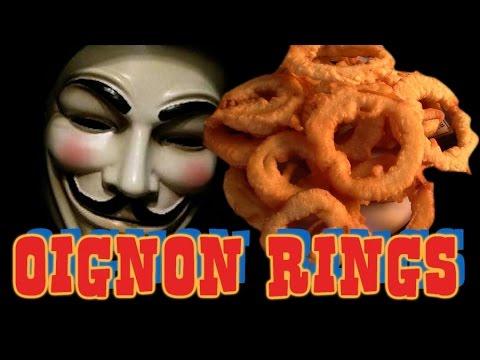 Recette Oignon Rings – Burger King