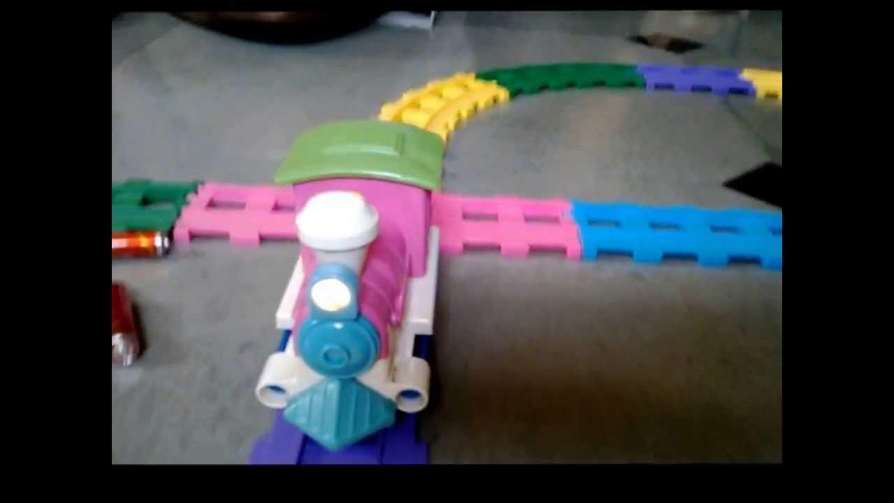 Tomy Circus Train Toy Youtube