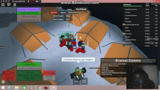 Roblox| Mount Everest Rp| Climing the Dreaded Mount Everest!