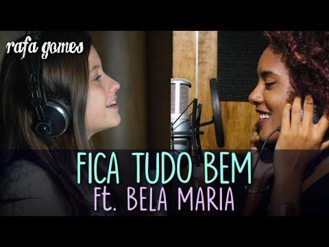 FICA TUDO BEM Anitta e Silva ft Bela Maria   Cover - RAFA GOMES