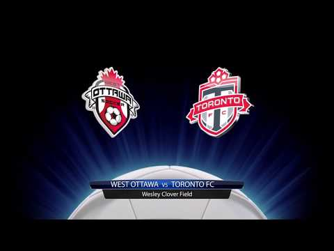 Alex Baksh (WOSC) vs Toronto fc OPDL league 2017