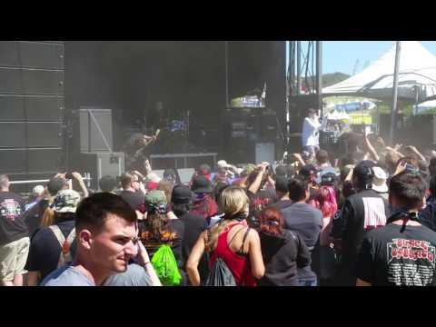 Emmure - Intro - Bring a Gun to School/Nemesis - Ozzfest - 2016