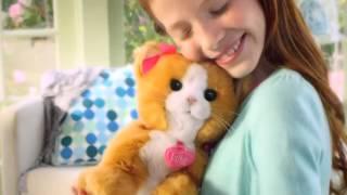 Интерактивная игрушка FurReal Friends Дэйзи игривый котенок