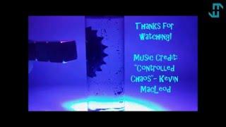 Magnetic Ferrofluid in Water