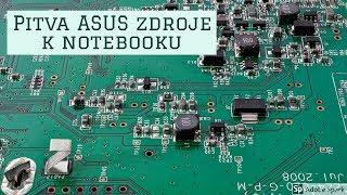 Pitva - Asus notebookový adaptér OFF