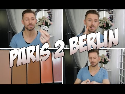 FROM PARIS TO BERLIN...