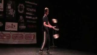 Finnish Diabolo Nationals 2010 - 2nd 2D Antti Nerg