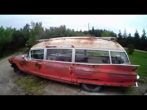 1961 Cadillac DeVille Miller-Meteor Volunteer Series Ambulance [For Sale]
