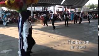 Charros de Panzacola/Papalotla en la 1er Gran kermes Festival Cutural de Camadas Panzacola 2015