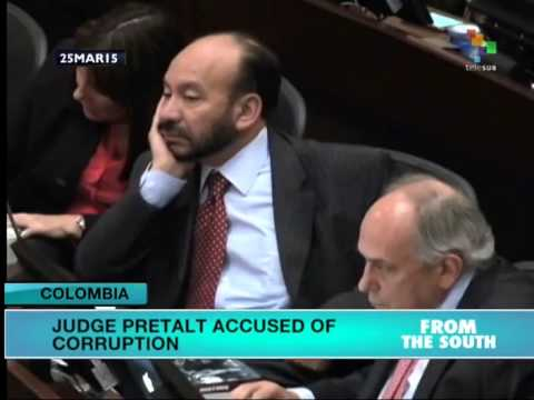 Scandal reveals extensive corruption in judicial branch
