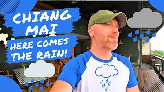 Chiang Mai - Here Comes The Rain | Living in Pollution Thailan…