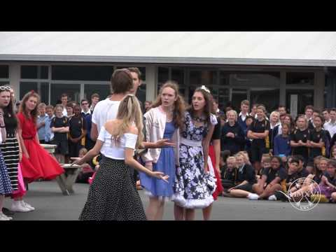 Grease Flash Mob - KingsWay Class of 2016