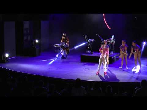 Javiera Mena - La joya (La Mar de Músicas de Cartagena 2015)