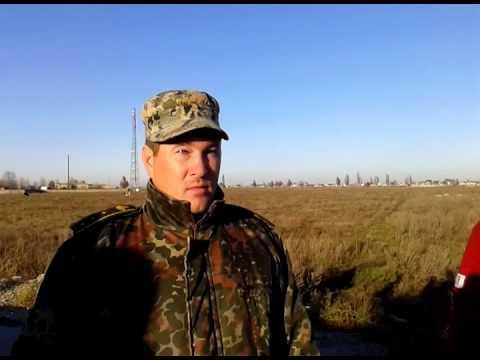 Инспектор Приазовского Национального парка