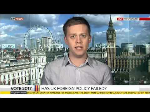 Jeremy Corbyn's Terrorism Speech - Sky News Debate