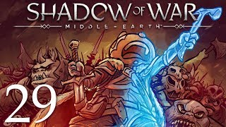Middle Earth Shadow of War Gameplay Walkthrough Part 29: The Shadow Wars