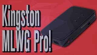 САМЫЙ ЛУЧШИЙ ПАВЕРБАНК! Обзор Kingston Mobilelite Wireless G Pro!