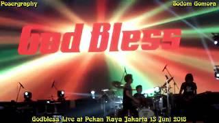 Sodom Gomora Godbless Live At Pekan Raya Jakarta 13 Juni 2018  Un