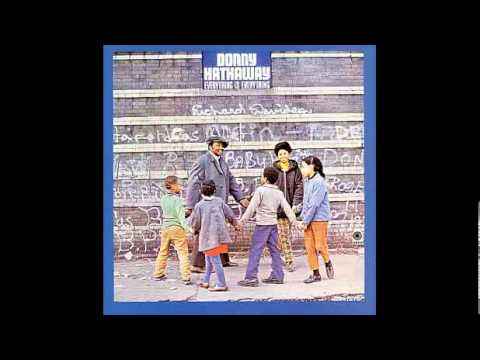 Donny Hathaway -  Je Vous Aime (I Love You)