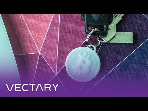 3D printed Bitcoin keychain | 3D design tutorial in VECTARY