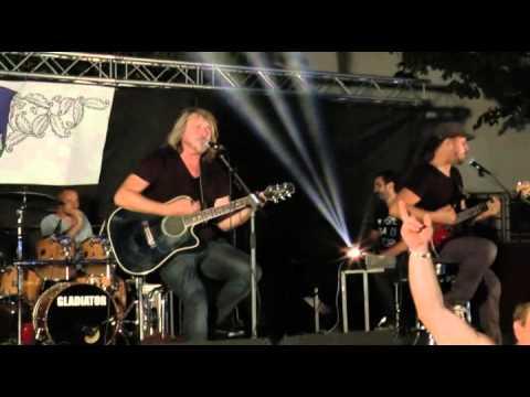 Koncert skupiny Gladiator - Haličské slávnosti (15.8.2015)