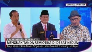Pakar Semiotika: Serangan ke Prabowo Harusnya Bisa Jadi Serangan Balik ke Jokowi