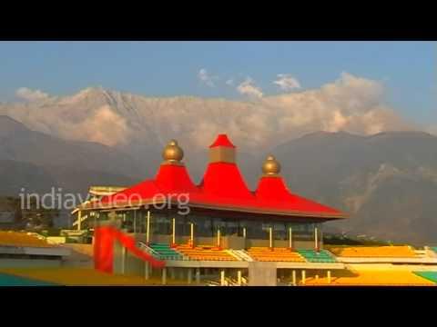 HPCA Stadium in Dharmasala, Himachal Pradesh