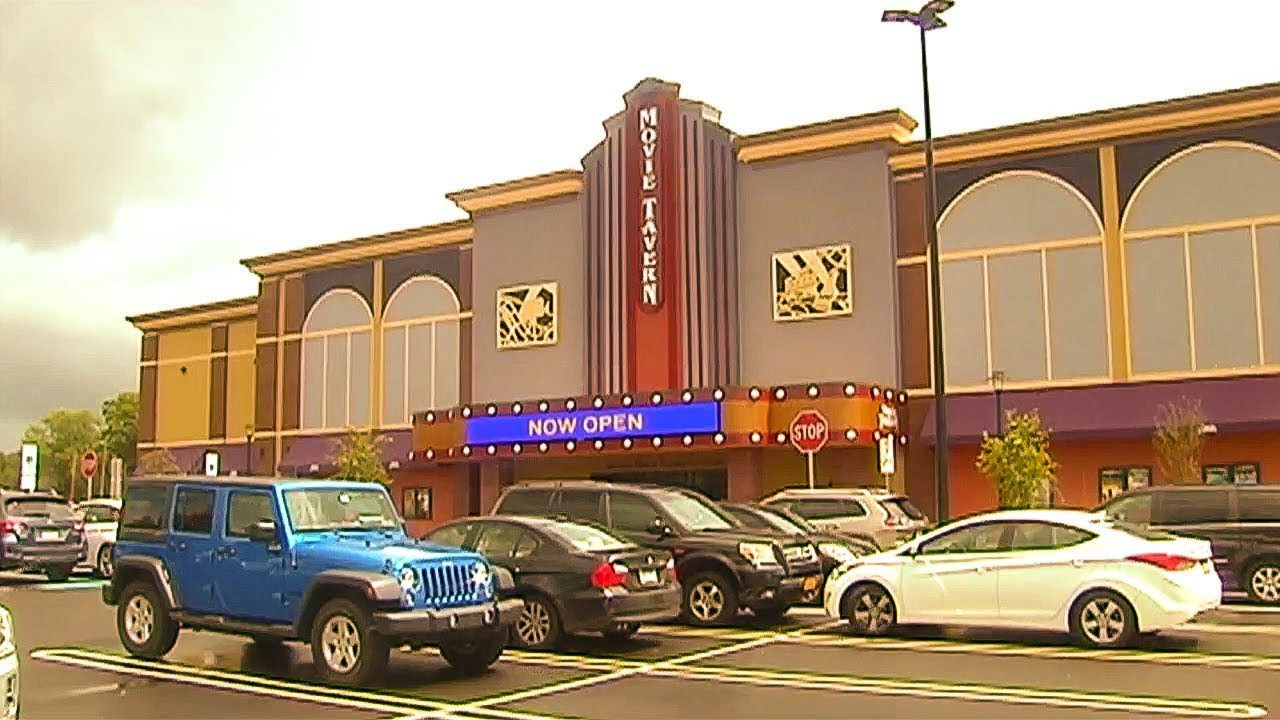 Movie Tavern Opens In The Lehigh Valley Youtube