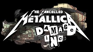 Damage Inc. : Metallica | The Cancelled Game [PS2 / Xbox / PC]