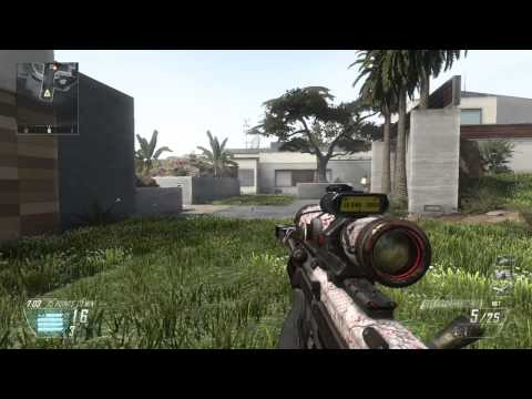 Roxio Game Capture HD Pro Quality Test Black Ops 2