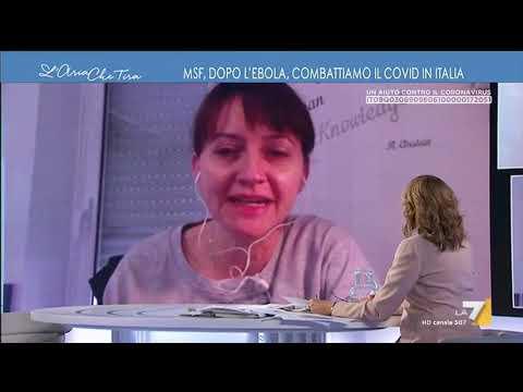 """La testimonianza di Stella Egidi, Medici Senza Frontiere: """"Ci ha sorpresi questa esigenza di ..."""