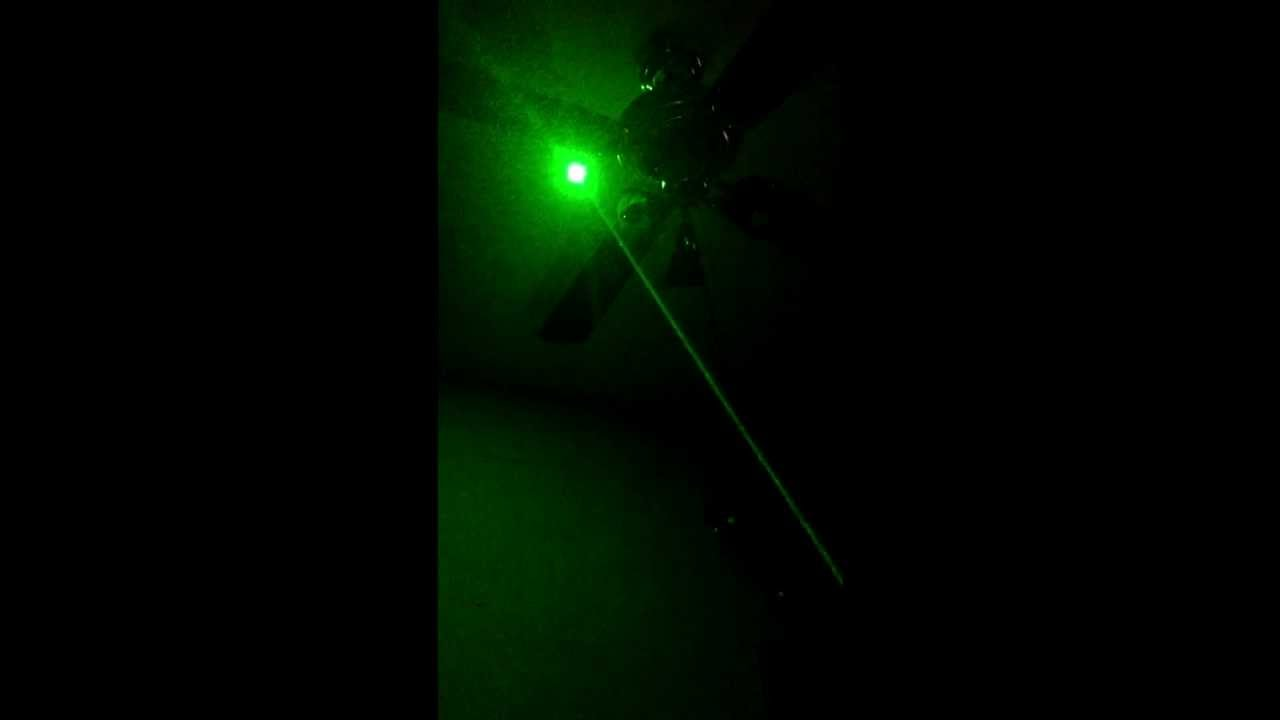 Millionaccessories Military Green Sky Laser Pointer High